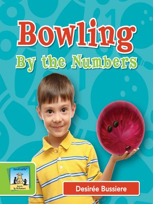 cover image of Bowling by the Numbers