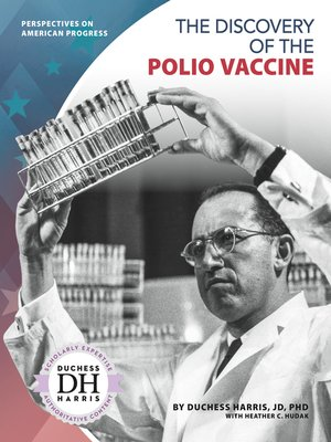 cover image of The Discovery of the Polio Vaccine