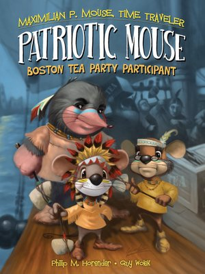 cover image of Patriotic Mouse