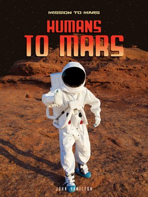 cover image of Humans to Mars