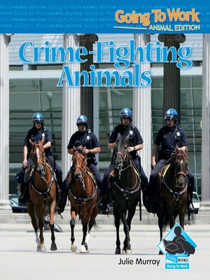 cover image of Crime-Fighting Animals