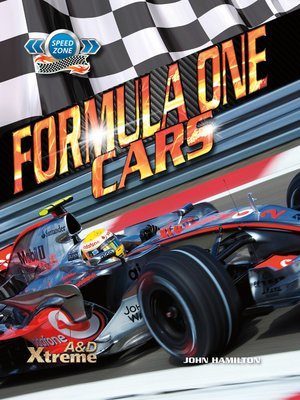cover image of Formula One Cars