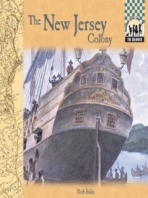 cover image of New Jersey Colony