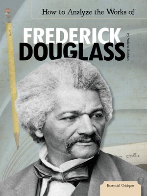 cover image of How to Analyze the Works of Frederick Douglass