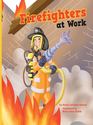 cover image of Firefighters at Work