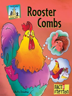 cover image of Rooster Combs
