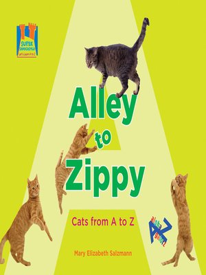 cover image of Alley to Zippy