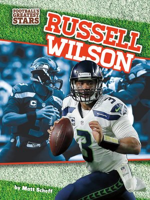 cover image of Russell Wilson