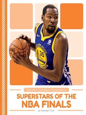 cover image of Superstars of the NBA Finals