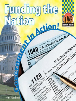 cover image of Funding the Nation