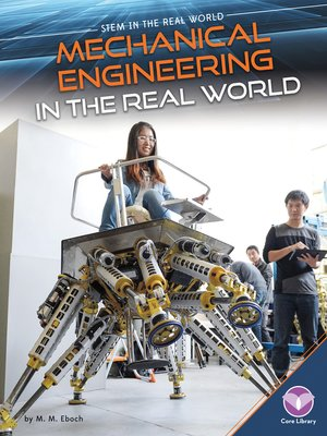 cover image of Mechanical Engineering in the Real World