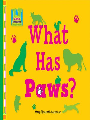 cover image of What has Paws?