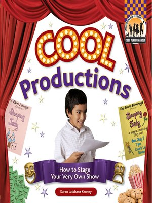 cover image of Cool Productions