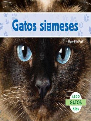 cover image of El gato siamés