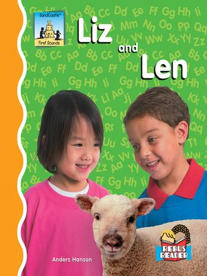 cover image of Liz and Len