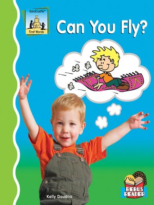 cover image of Can You Fly?