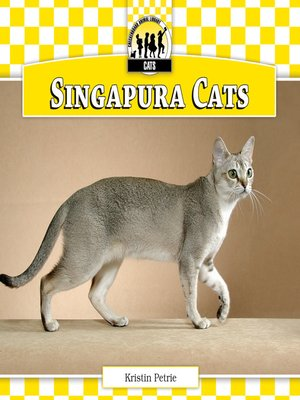 cover image of Singapura Cats