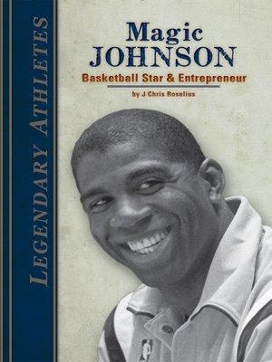 cover image of Magic Johnson