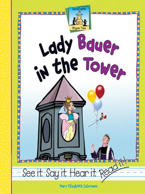 cover image of Lady Bauer in the Tower