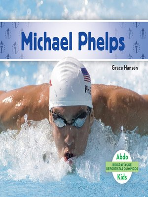 cover image of Michael Phelps (Michael Phelps)