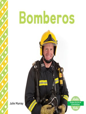 cover image of Bomberos (Firefighters)