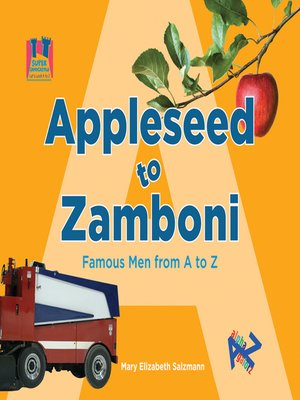cover image of Appleseed to Zamboni