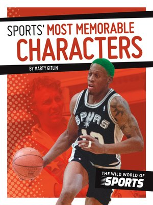 cover image of Sports' Most Memorable Characters