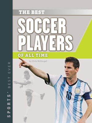 cover image of Best Soccer Players of All Time