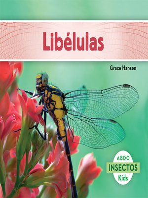 cover image of Libélulas