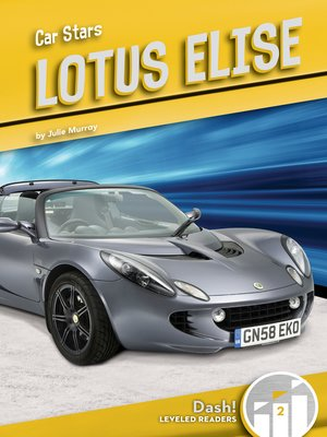 cover image of Lotus Elise