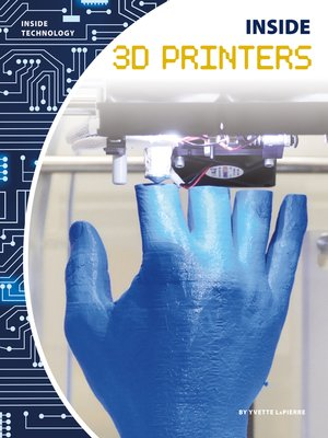 cover image of Inside 3D Printers