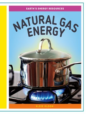 cover image of Natural Gas Energy