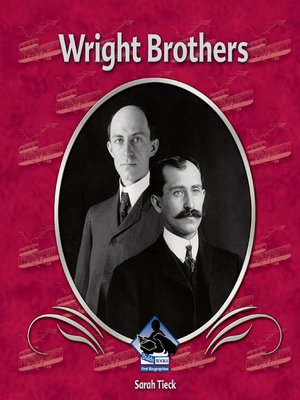 cover image of Wright Brothers