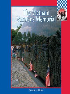 cover image of Vietnam Veterans Memorial