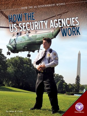 cover image of How the US Security Agencies Work