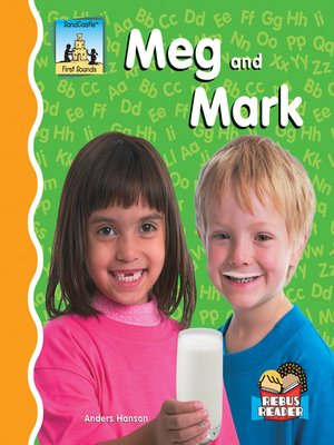 cover image of Meg and Mark