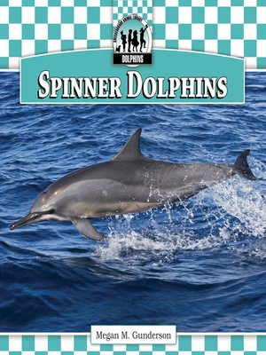 cover image of Spinner Dolphins
