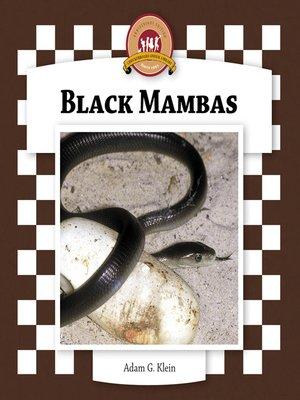 cover image of Black Mambas