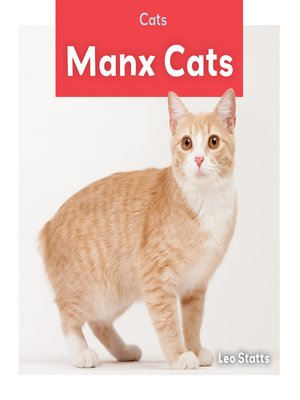 cover image of Manx Cats