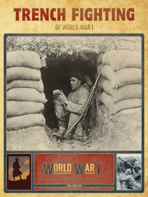 cover image of Trench Fighting of World War I