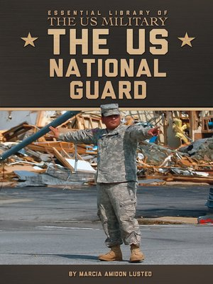 cover image of US National Guard