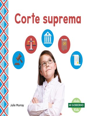 cover image of Corte suprema (Supreme Court)