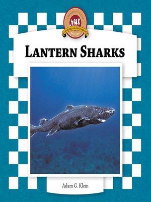 cover image of Lantern Sharks