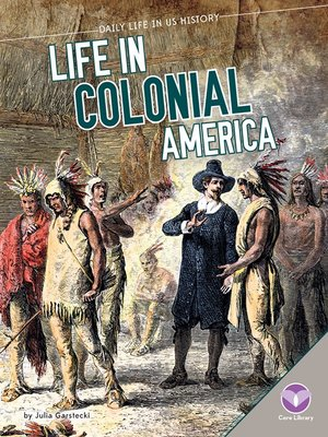 cover image of Life in Colonial America