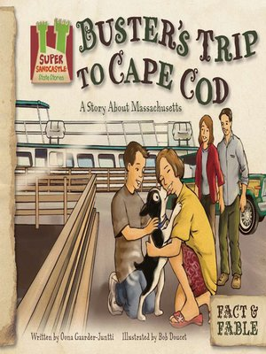 cover image of Buster's Trip to Cape Cod