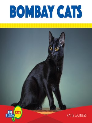 cover image of Bombay Cats