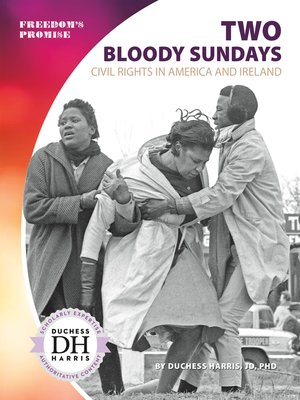 cover image of Two Bloody Sundays: Civil Rights in America and Ireland
