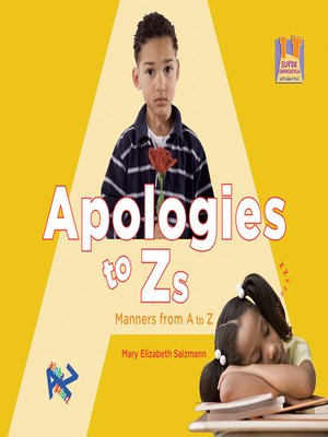 cover image of Apologies to Zs