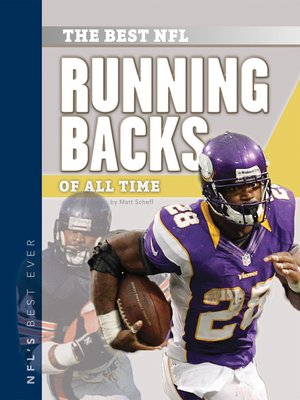cover image of Best NFL Running Backs of All Time