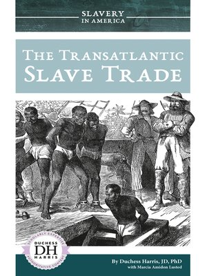 cover image of The Transatlantic Slave Trade